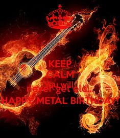 47 best rock style birthday wishes images on pinterest in 2018 heavy metal birthday quotes quotesgram by quotesgram happy birthday parties happy birthday greetings m4hsunfo