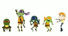 Every TMNT fan should have this on their board!
