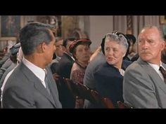 """Cary Grant on the auction in """"North by Northwest"""" (slightly recut) Old Movies Classic, Turner Classic Movies, Eva Marie Saint, Ethel Waters, Hattie Mcdaniel, North By Northwest, Cartoon Tv Shows, Funny Scenes, Humphrey Bogart"""
