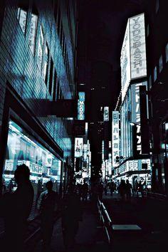 Blue | Tokyo shinjuku | Noisy Paradise | Flickr