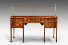 George III period mahogany Sideboard - Windsor House Antiques