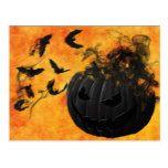Cool Halloween Postcard #halloween #happyhalloween #halloweenparty #halloweenmakeup #halloweencostume