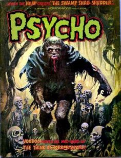 Cover for Psycho (1971 series) #11