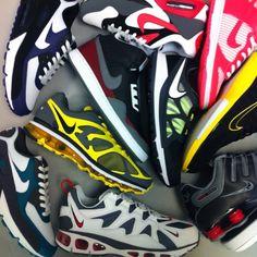 Nike sneakers in our closet! #nike #sneakers