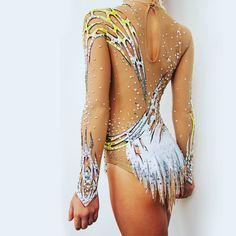 I.IULIIA leotards rhythmic gymnastics