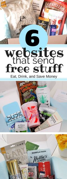 Love freebies, you'll love these websites that send free stuff. Get lots of amazing free things in the mail for very little effort. Who doesn't love getting freebies in the mail? These are the best websites to get freebies. The best word of mouth marketing websites that give you free stuff http://eatdrinkandsavemoney.com/2015/02/18/word-mouth-marketing-follow/