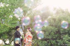 和装前撮り*日吉大社&琵琶湖へ |*elle pupa blog*