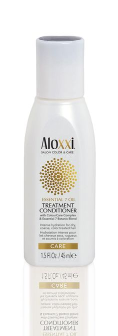 Aloxxi Essential 7 Oil Care Treatment Conditoner 45ml.