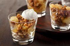 NILLA Apple Crisp recipe
