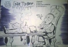 Davide Bozza - illustration - #inktober #inktober2015 #inktobersonry #massoneriacreativa - www.massoneriacreativa.com