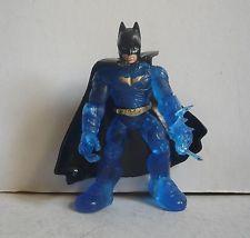 Mexican BATMAN Super Heroe -- Figure Plastic Toy --- Bootleg Mexico