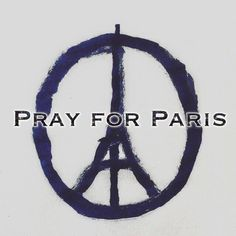 France, stay strong! The world is with you.