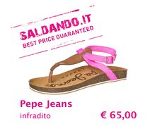 pepe jeans • infradito DONNA