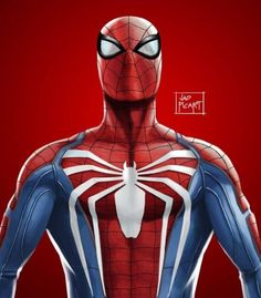PS4 Spidey - Jao Picart Marvel Dc, Marvel Heroes, Marvel Comics, Spiderman Movie, Amazing Spiderman, Spiderman Costume, Spider Verse, Venom, Best Marvel Characters