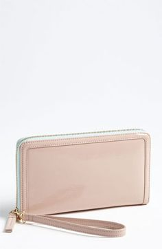 Halogen Zip Around Wallet available at #Nordstrom $98