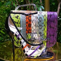 Jimmy Choo Spring/Summer 2014 Accessories Collection (Milan Fashion Week)