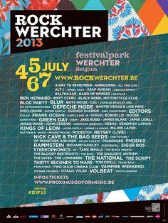 Rock Werchter 2013