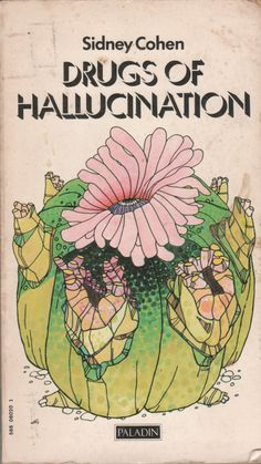 matterprinted: Title: Drugs of Hallucination | Author: Sidney Cohen | Publisher: Hunter Publishing+inc (1970) | ISBN-13: 978-0586080207 | Dimensions: 7.7 x 4.5 x 0.6 inches
