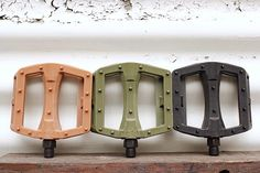 Cult Dak Pedals - Check Out The Range Of Cult Bmx Parts Including Cult Dak Pedals - Available here at Anchor BMX located in Melbourne and shipping web orders Australian Wide daily. Bmx Pedals, Army Green, Finches