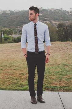 Stylish Men's Outfits Suitable For Work0261