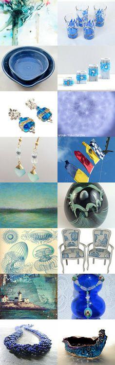 Nautical but Nice by TurbanDiva on Etsy --Pinned with TreasuryPin.com