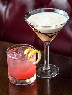 'Breaking Bad' cocktails: the Walter White Chocolate Martini and Jesse Pinkman Lemonade