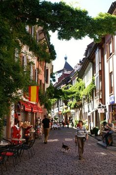 Freiburg, Germany.  Go to www.YourTravelVideos.com or just click on photo for home videos and much more on sites like this.