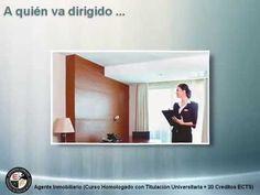 Curso Universitario Agente Inmobiliario - YouTube