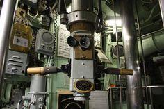 SUB ~ USS Growler Submarine Periscope ~ BFD