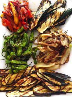Roasted Vegetable Antipasto
