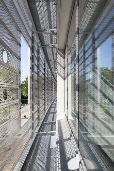 Gallery - Institut des Sciences Analytiques / Atelier Christian Hauvette + PARC Architectes - 12