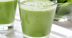 Spinach, Celery and Apple S
