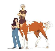 Hubedihubbe's Centaurs
