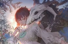 Chiste & Elias~  Mahoutsukai no Yome.
