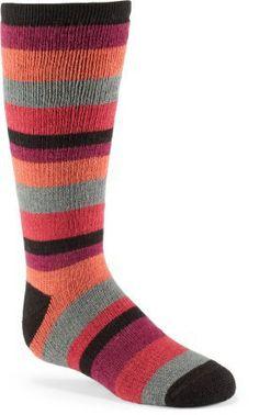 REI Ski Stripe Socks - Girls\'