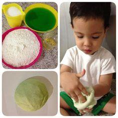 Mamá Merlin: Actividades sensoriales para niños de un año