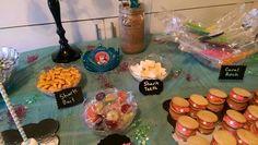 Little Mermaid party snacks | Summer\'s 1st Birthday Party Ideas ...