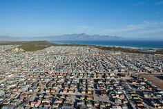 Urban-Think Tank develops housing prototype for South African slums Venice Biennale, Design Strategy, Slums, World's Most Beautiful, Target Audience, Aerial View, Cape Town, Art And Architecture