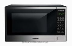 Panasonic NN-SU696S Countertop Microwave Oven with Genius Cooking Sensor and Popcorn Button, 1.3 cu. ft., Stainless  Check It Out Now     $119.99    This Panasonic 1.3 cu. ft. countertop microwave oven provides 1100 watts of high cooking power and fits compactly on ..  http://www.appliancesforhome.top/2017/03/18/panasonic-nn-su696s-countertop-microwave-oven-with-genius-cooking-sensor-and-popcorn-button-1-3-cu-ft-stainless/