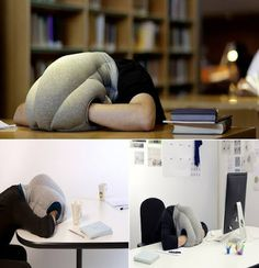 Office Sleeping Bag~