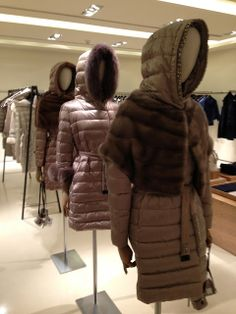The Cube - Max Mara Reversible jacket (3 different styles)
