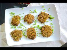 Hambúrguer Vegano [Quinoa] - Natal Vegano, Ceia Vegana - Receitas Veganas - YouTube