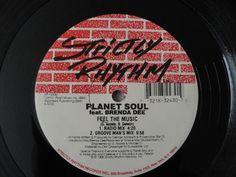 Planet Soul Featuring Brenda Dee - Feel The Music - Strictly Rhythm - SR 12430  #EastCoastOldSchoolPopRB
