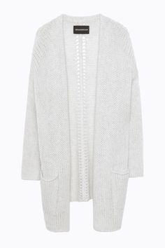 Shopping selection : Zadig & Voltaire pixy deluxe c snow women cardigan