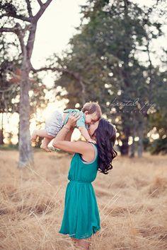 Mom and son | Kristal Joy Photography » Blog