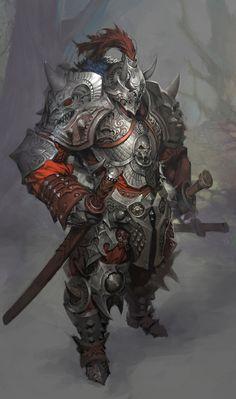 Grankus armor
