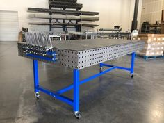 Large Table, Small Tables, Welding Bench, Welding Cart, Welding Shop, Metal Welding, Table Mobile, Microsoft, 4x4