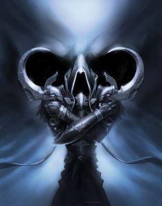 Diablo III: Reaper of Souls Angel of Death by Zach Fischer Comics and Illustration