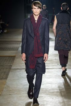 Dries Van Noten Fall 2015 Menswear - Collection - Gallery - Style.com