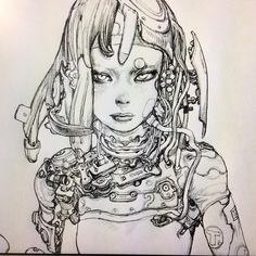 terra's sketchbook